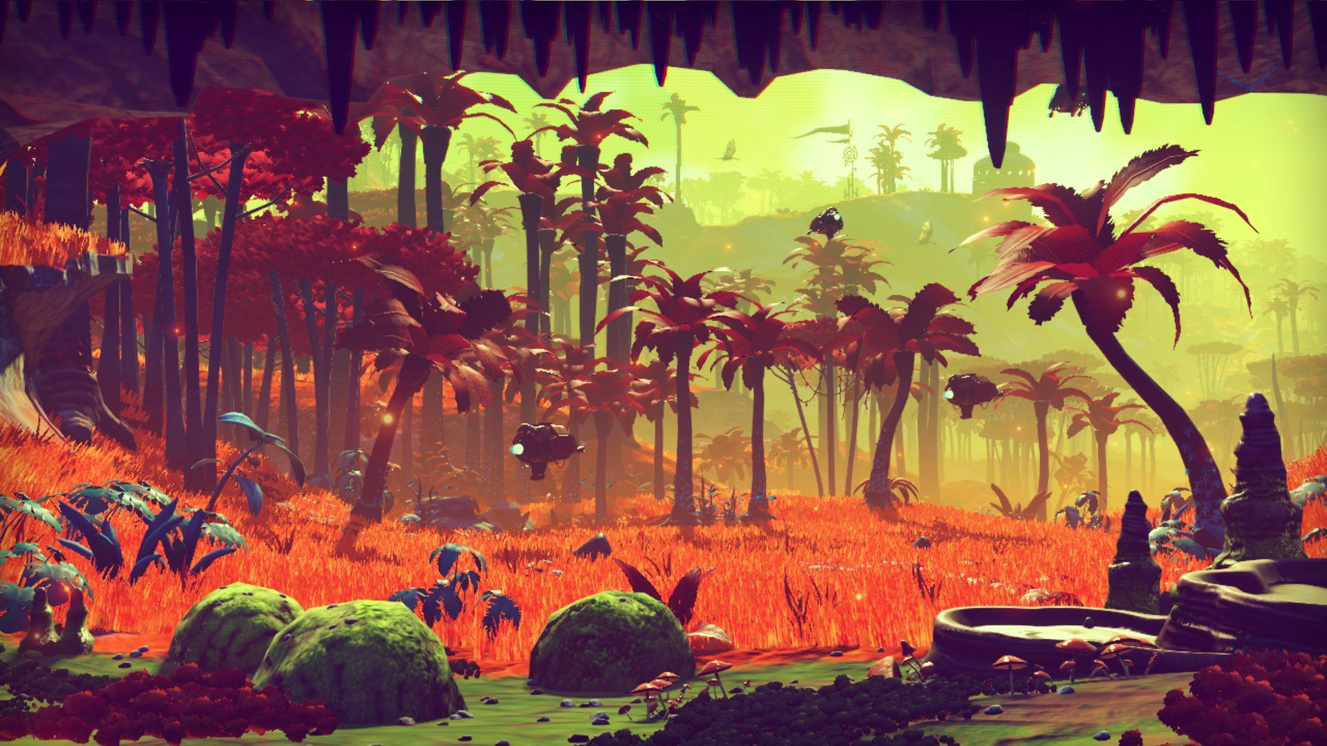 Hello Games have released a new set of beautiful screenshots for