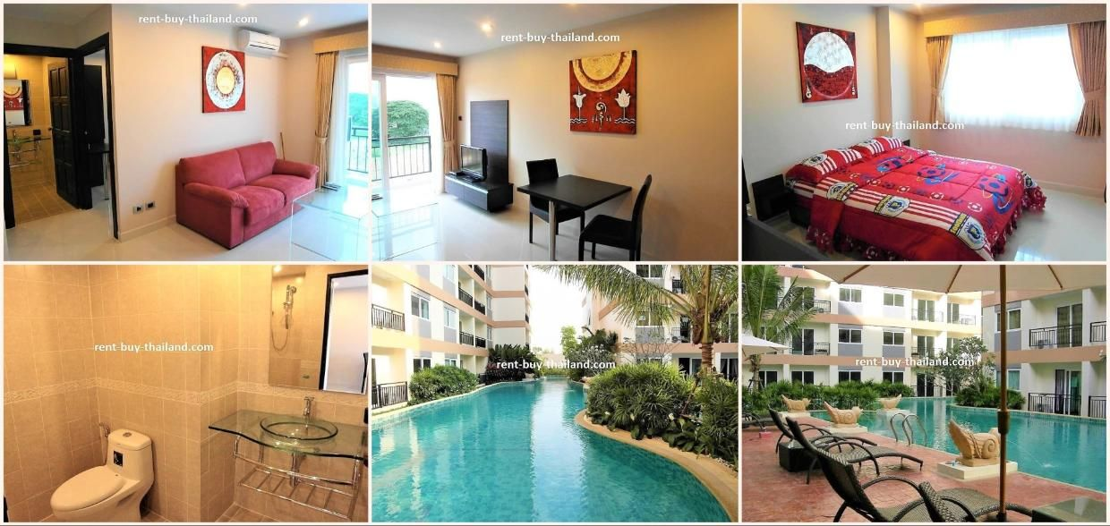 Condo Finance Pattaya 250 000 Down Payment Negotiable Monthly Installments Park Lane Resort Floor 4 Condos For Rent Condos For Sale Open Plan Living