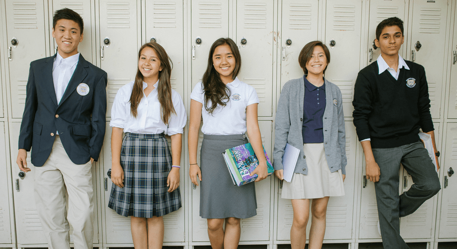 View source image | American school uniforms, School uniform ...