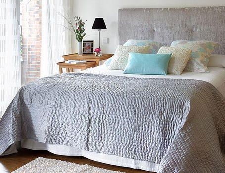 dormitorio-suite - crear una suite - Dormitorios - Decoracion