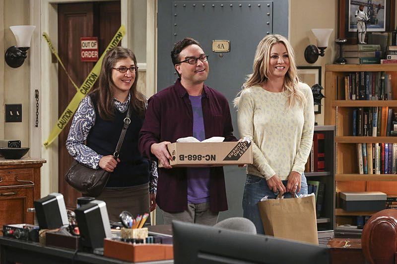 The Big Bang Theory Season 10 Episode 4 Photos The Cohabitation