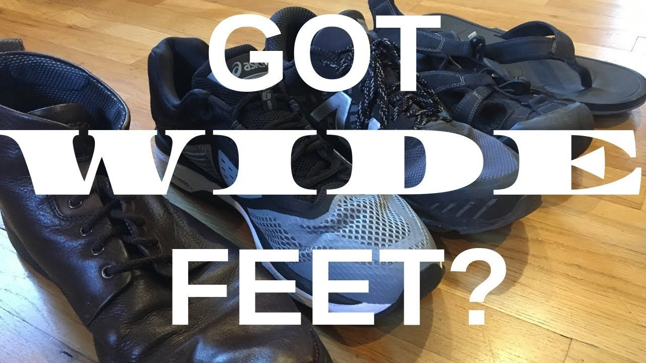Best Shoes For Wide Feet | Nice shoes
