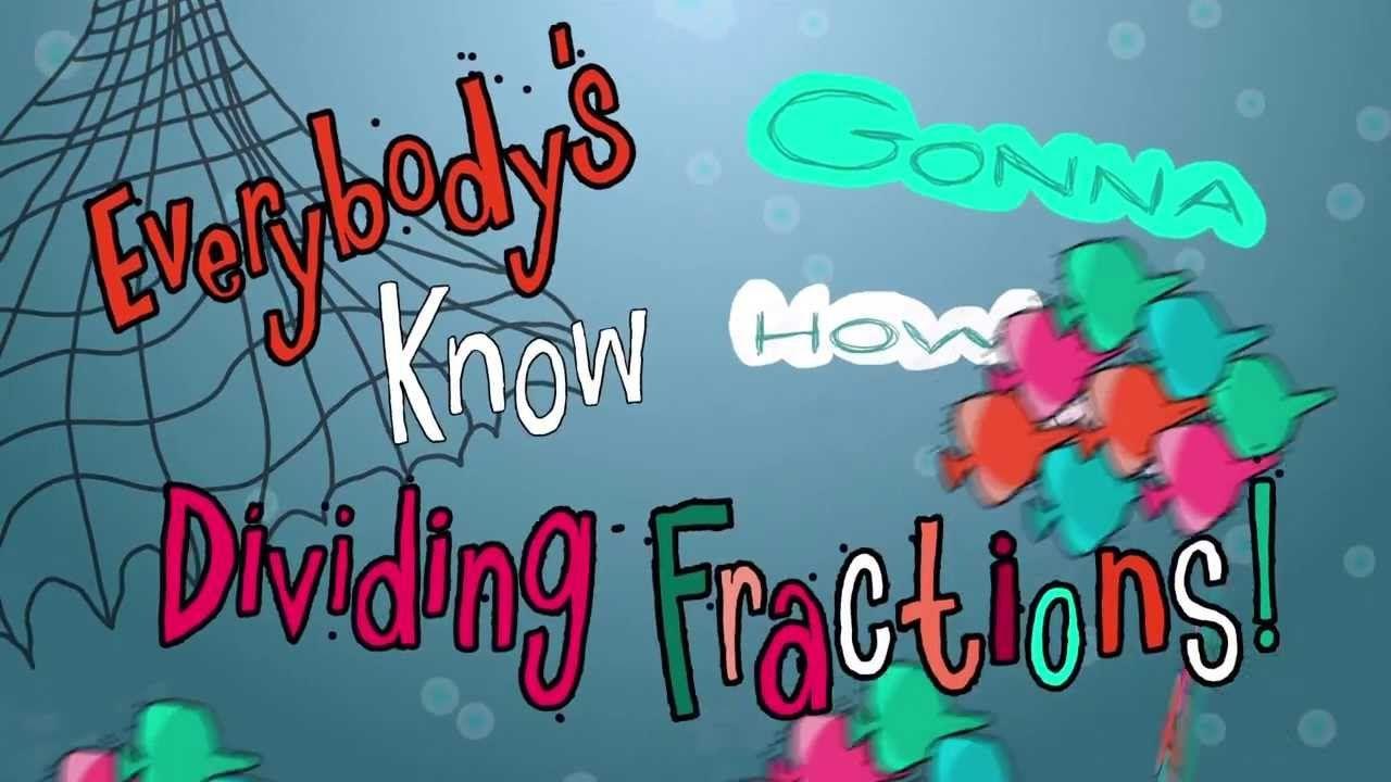 Flocabulary - Dividing Fractions - Keep, Change, Flip…LOVE ...