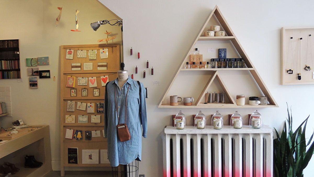 Easy Tiger is a mecca for all things adorable and quirky. The store stocks home décor items, paper goods, leather goods, womenswear, unisex accessories, jewelry as well as gifts | Easy Tiger, Toronto
