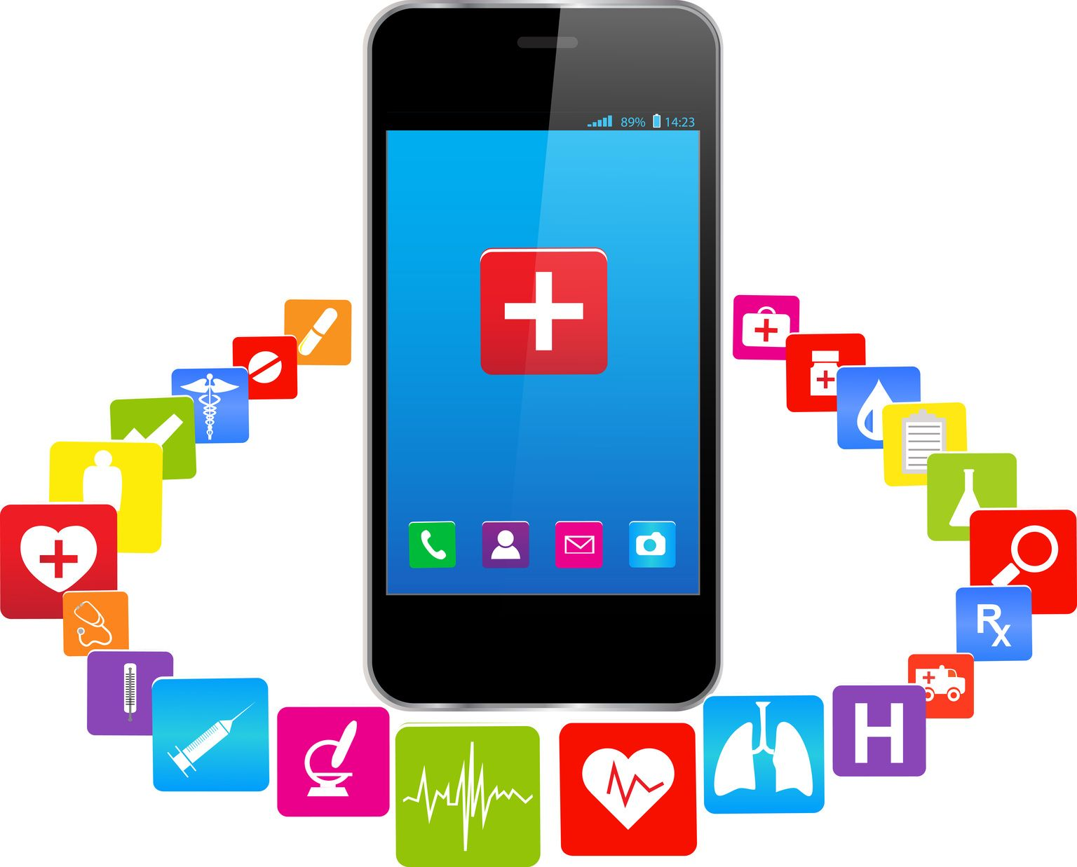 What is the importance of mobile health application pinterest health mobile application why should everyone has in their smart phone malvernweather Gallery