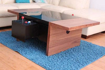 Mame Coffee Table.Arcade Coffee Table Sit Down Space Invaders Pac Man Games Machine