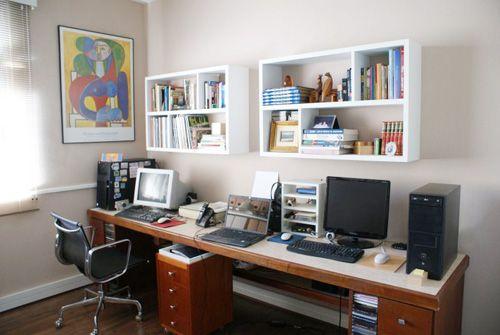Decorando o home office