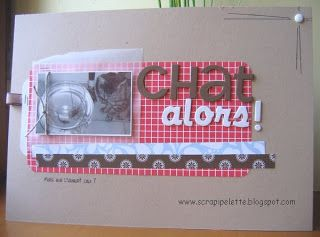 Page - chat alors !