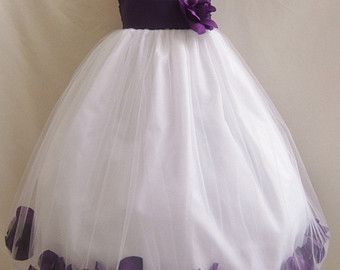 Begonia Flower Girl Dresses