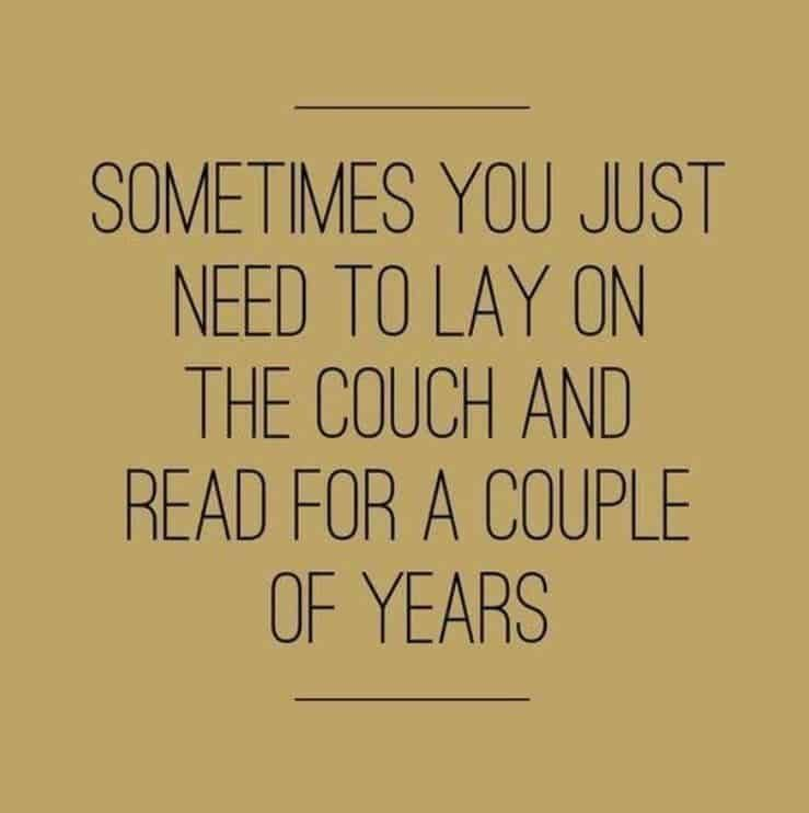 25 Funny and Relatable Quotes About Reading Books