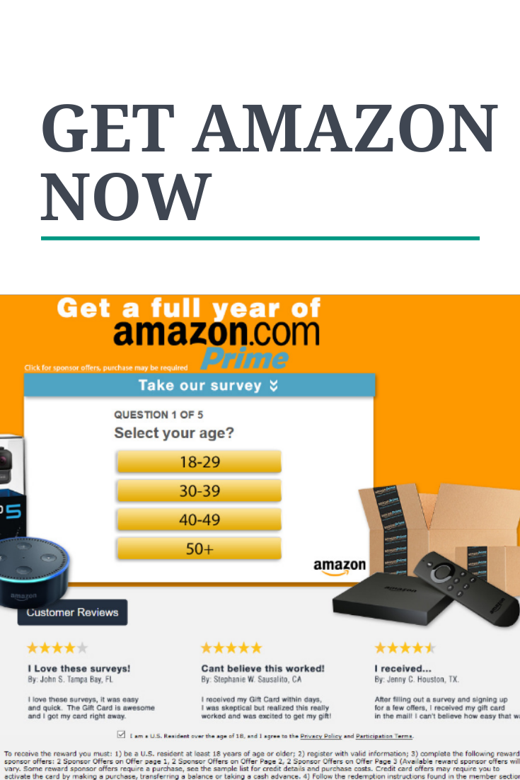 Get Amazon Survey Questions Amazon Prime Now Wordpress Blog