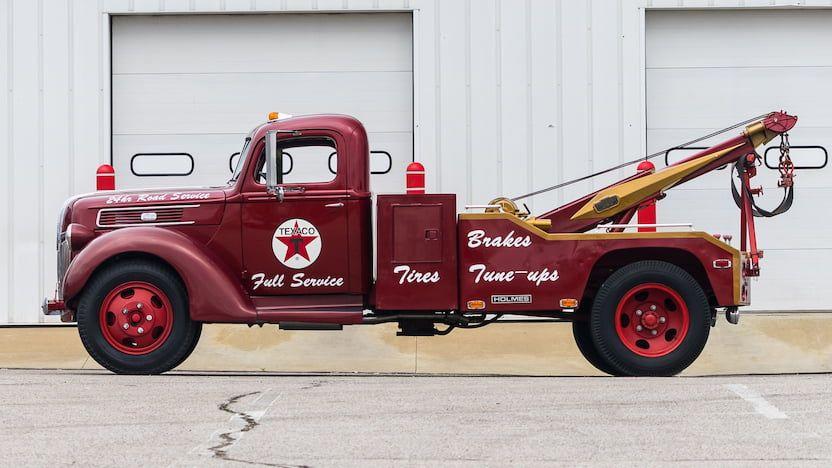 1941 Ford Wrecker 2 Classic Trucks Trucks Ford Trucks