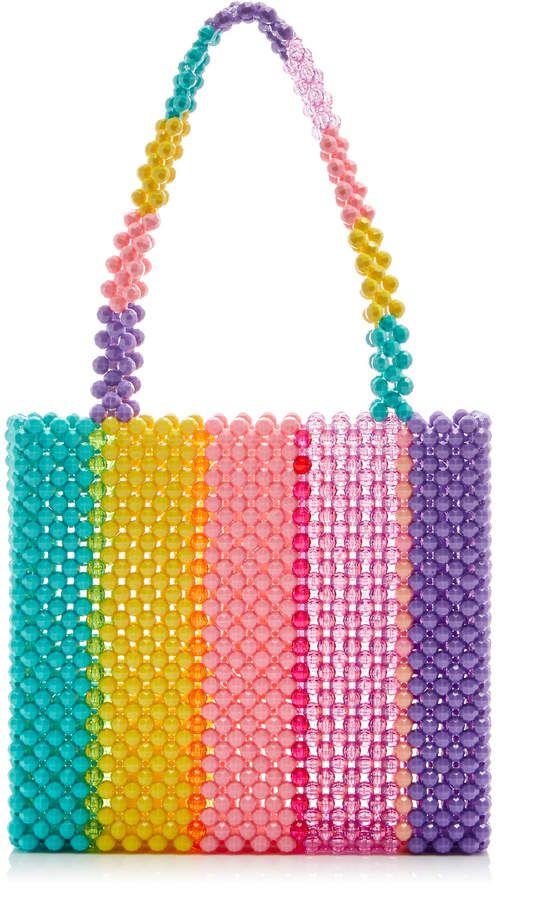 Beaded Handbag Purse