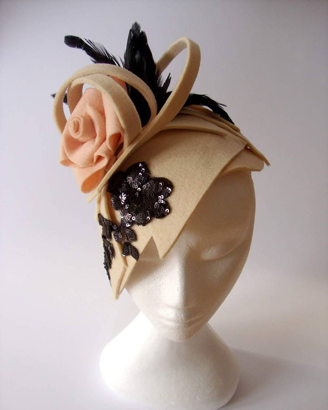Costume & Millinery Designer www.neven-mihic.com  WEB SHOP - ETSY (Follow link: http://ift.tt/1NnQgED) #hat#beautiful#beauty#daily#photo#millineryflowers#hautecoutre#moviestars#celebration#weddingdress#weddingday#weddings#interierdesign#homeinterior#exhibitionist#metopera#ascot#pink#opera#musicaltheatrelife#luxurylife#feathers#favorite#etsyseller#etsyshop#tokyofashionweek#tokyofashion#vjenčanje#parisstyle#rose by neven.mihic