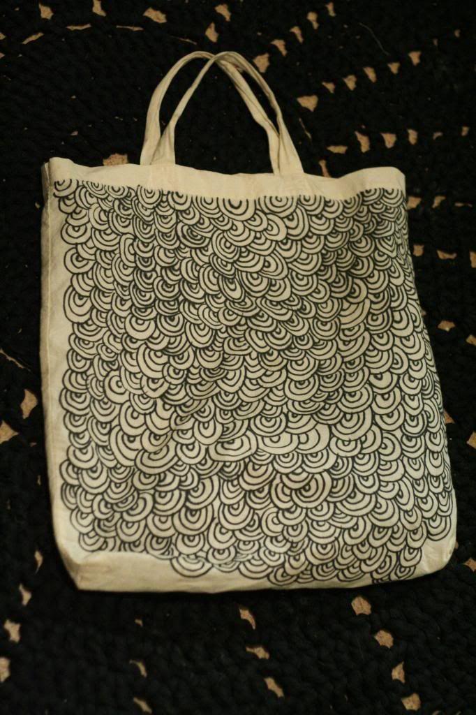 Beautiful DIY bag by Pientä kivaa