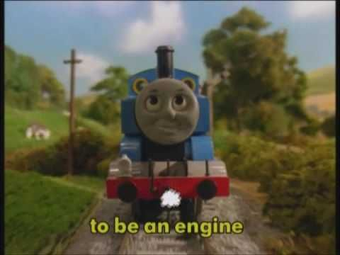 Thomas Friends It S Great To Be An Engine Song Youtube Thomas And Friends Thomas And Friends Toys Thomas The Tank Engine