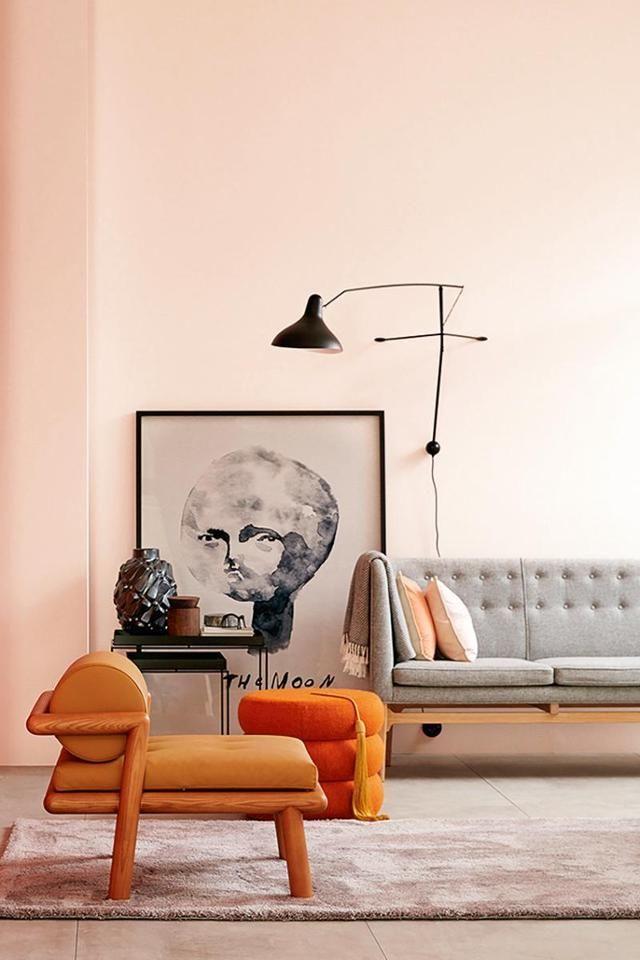 Poudre Schoner Wohnen Trendfarbe Wandfarbe Teppich Wohnzimmer Sessel Wandgestaltu Schoner Wohnen Trendfarbe Schoner Wohnen Farbe Schoner Wohnen Wandfarbe