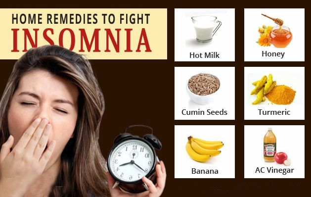 15 Most Effective And Easiest Home Remedies For Insomnia
