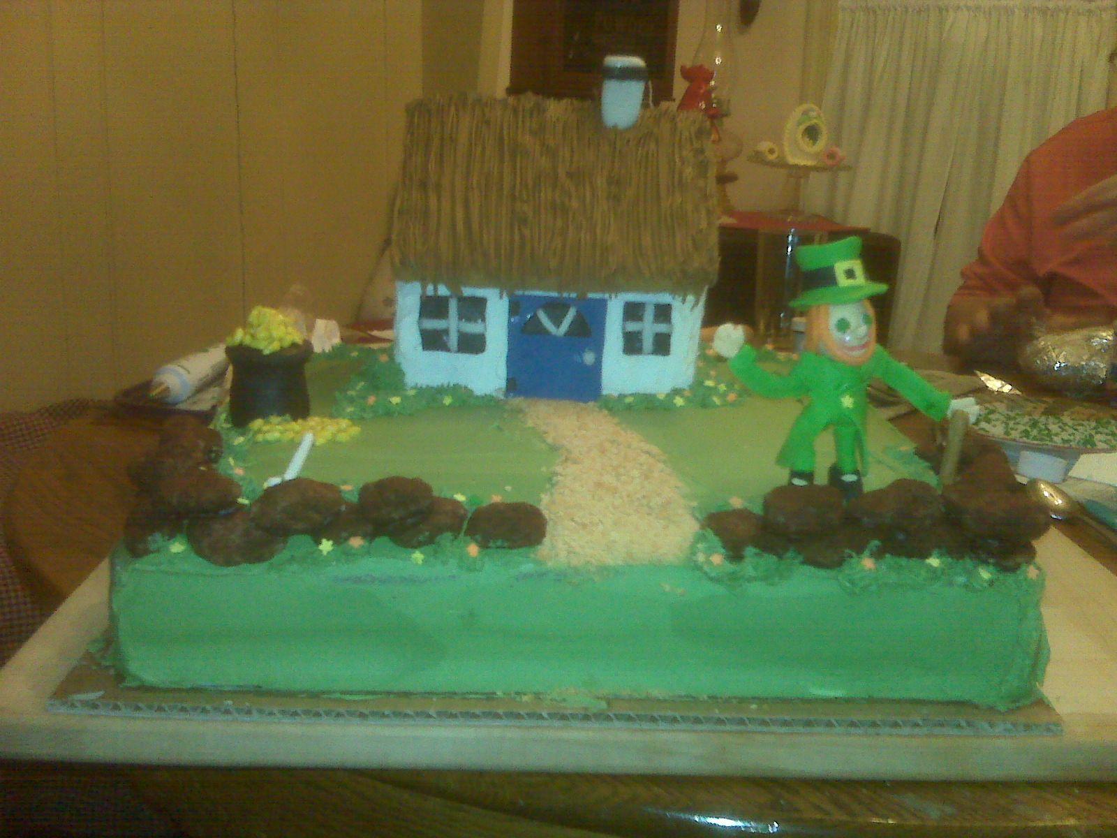 Irish theme party Irish theme party, Irish birthday