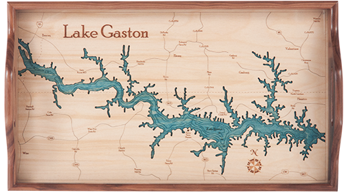 map of lake gaston Lake Gaston Nautical North Lake Life Gaston Lake map of lake gaston