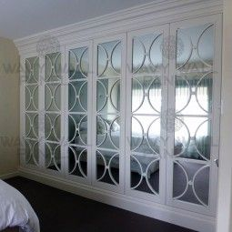 Fretwork Wardrobe Doors & Fretwork Wardrobe Doors | Projects to try | Pinterest | Wardrobes ...