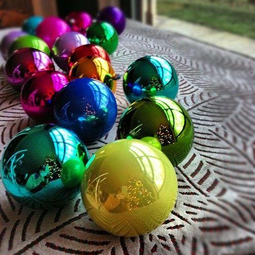 Pretty MOMA ornaments