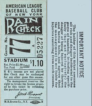 Baseball dating guide