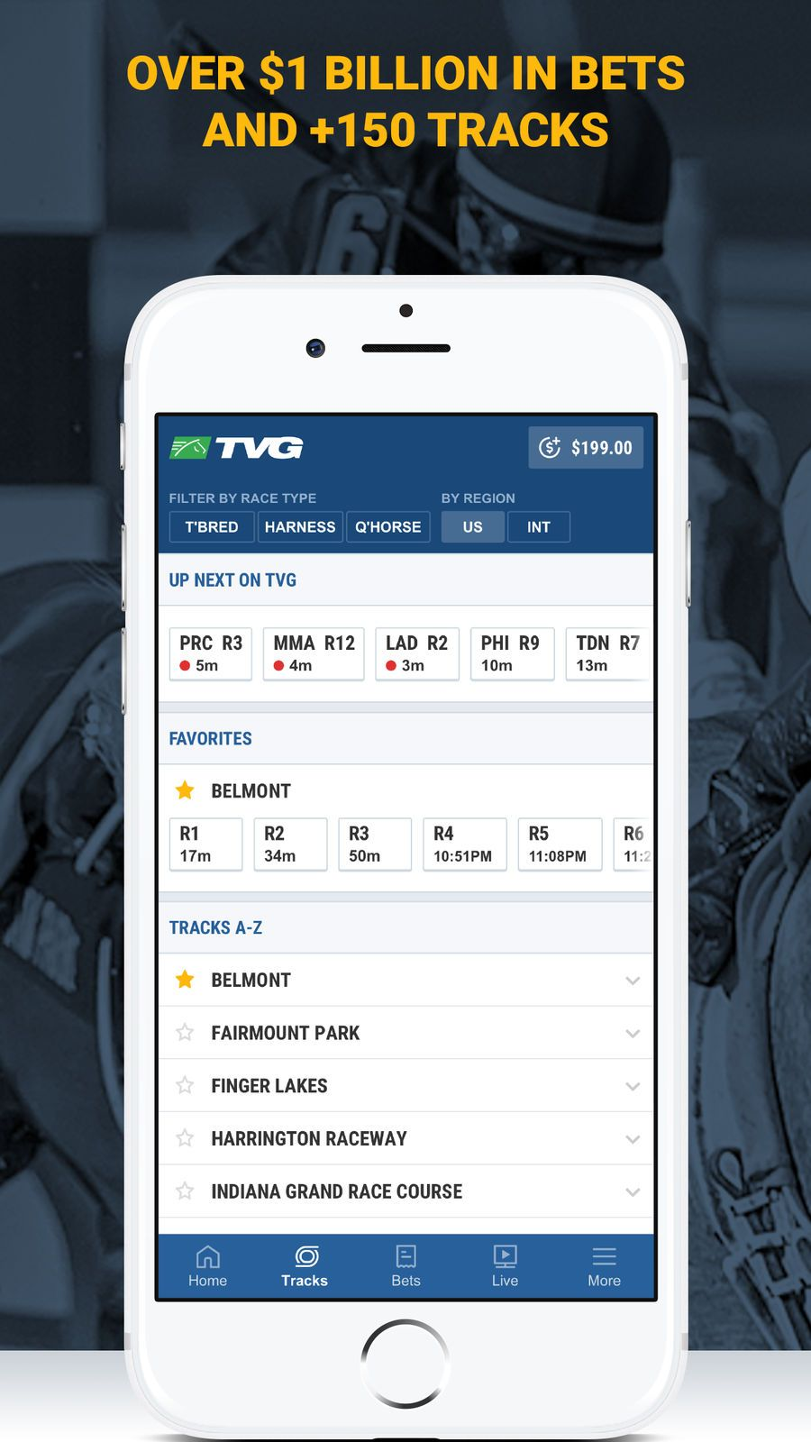 Horse racing betting apps relegation battle betting sites