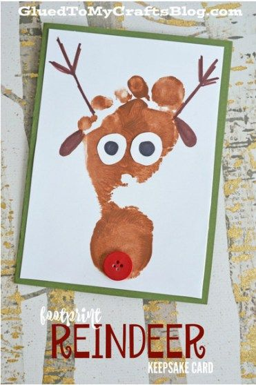Toddler Christmas Crafts Baby Art Christmas Crafts For Toddlers