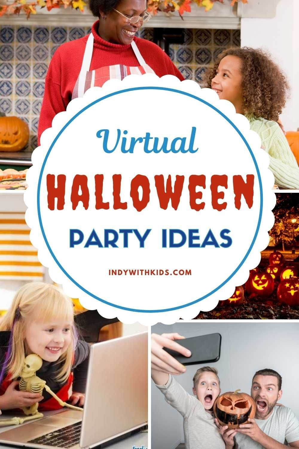 Childrens Museum Halloween 2020 How to Host a Halloween Zoom Party in 2020   Halloween, Monster