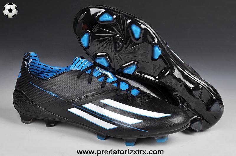 sneakers for cheap 7959e e84d6 Adidas F50 AdiZero TRX FG (Black White Blue) Copa Del Mundo 2014, Camisas