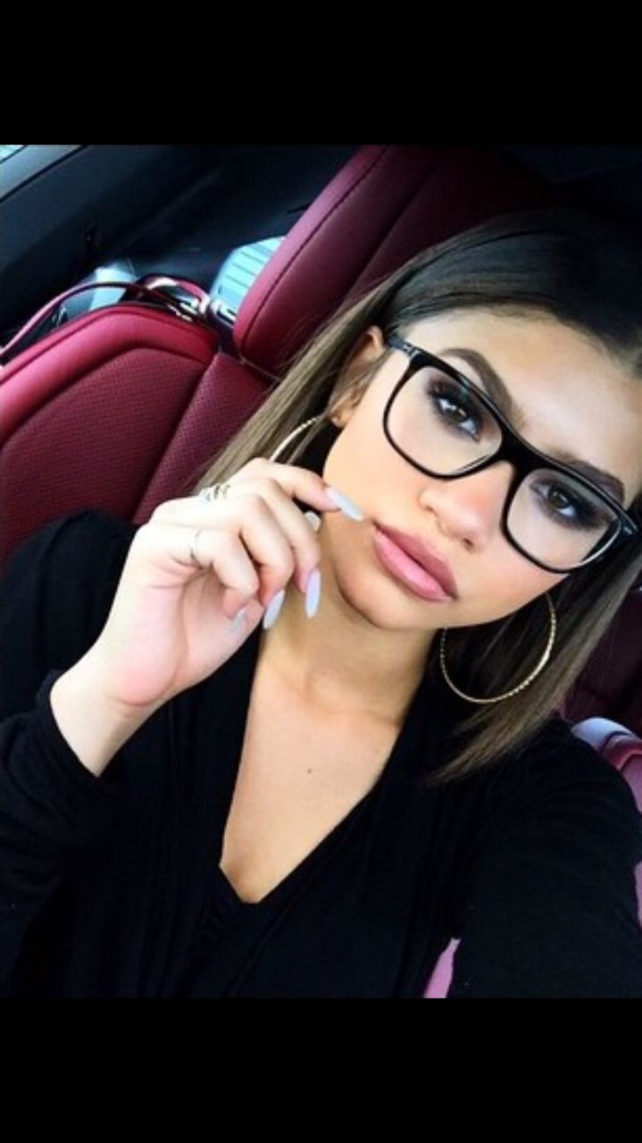 Glasses Simple Hoops Casual Lookoftheday Beauty