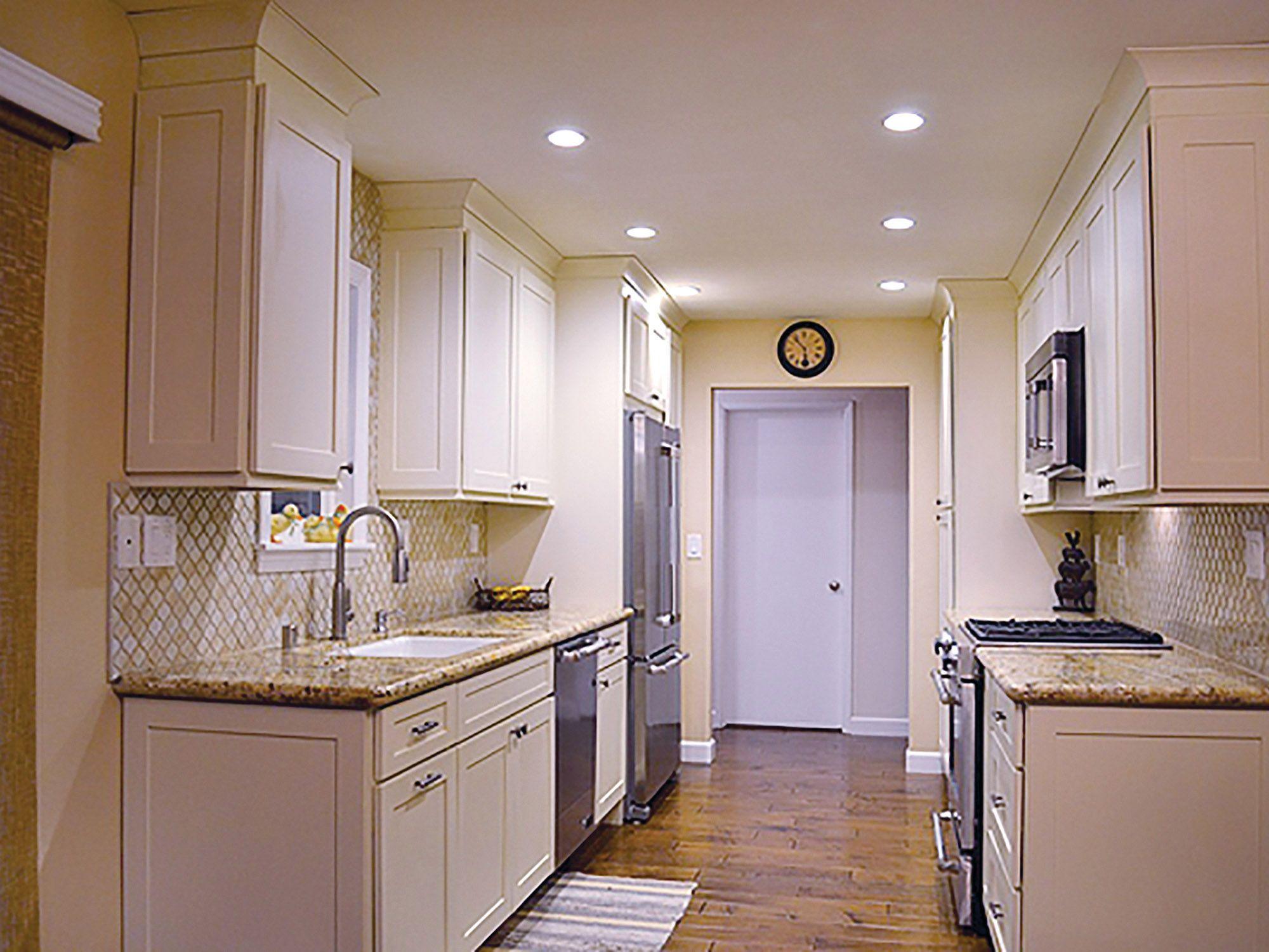Pleasanton California kitchen renovation features ...