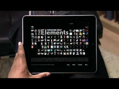 The Elements Guided Tour For Ipad Theodore Gray Periodic Table