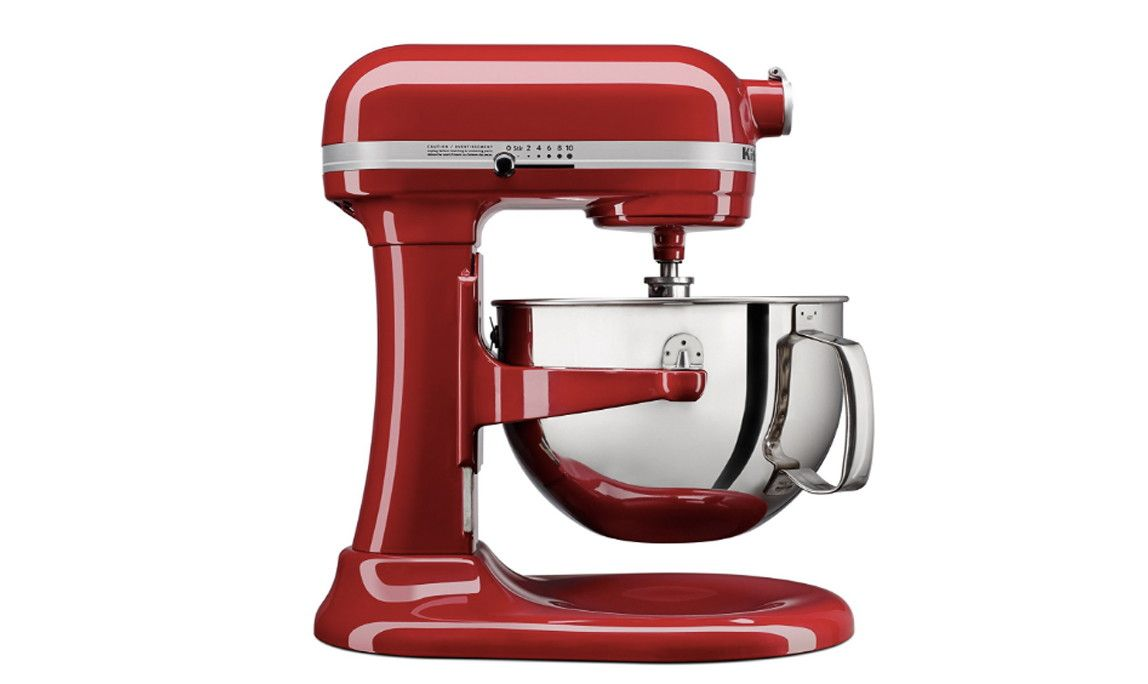 Hot kitchenaid professional 6qt mixer only 21995 at