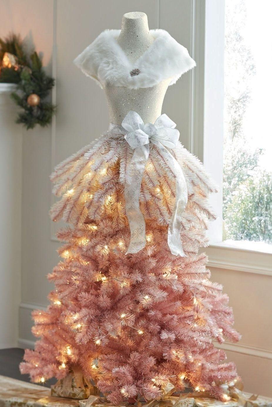 13+ Dress christmas tree ideas