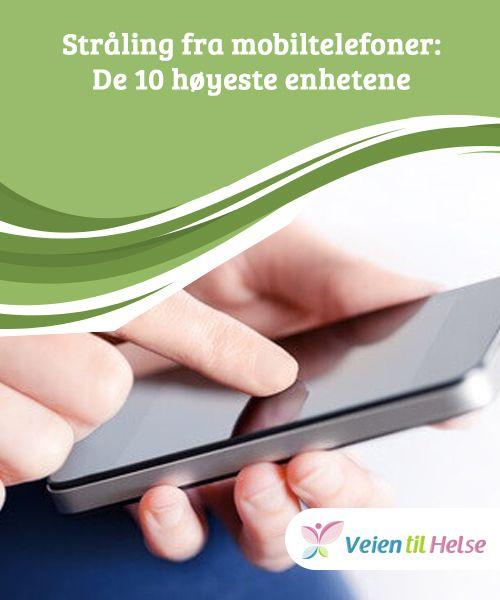 Stråling mobiltelefon skader