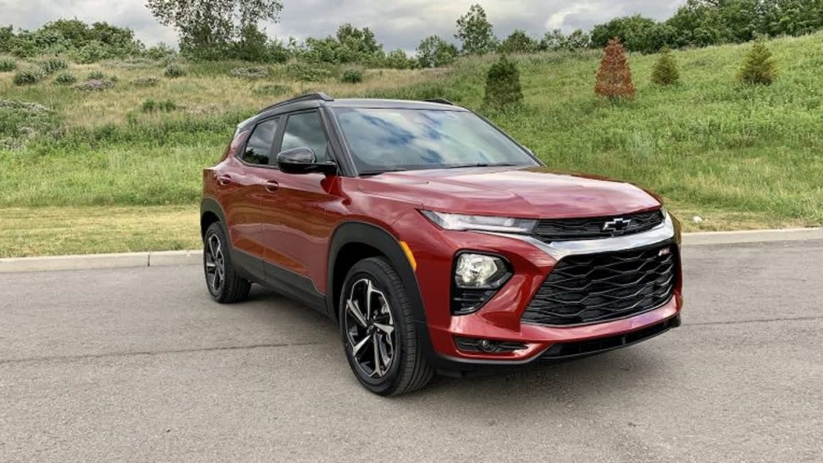 The All New 2021 Chevrolet Trailblazer Is Fantastic Efficient And A Technological Leap For The Crossover Segment Trailblazer Chevrolet Suv