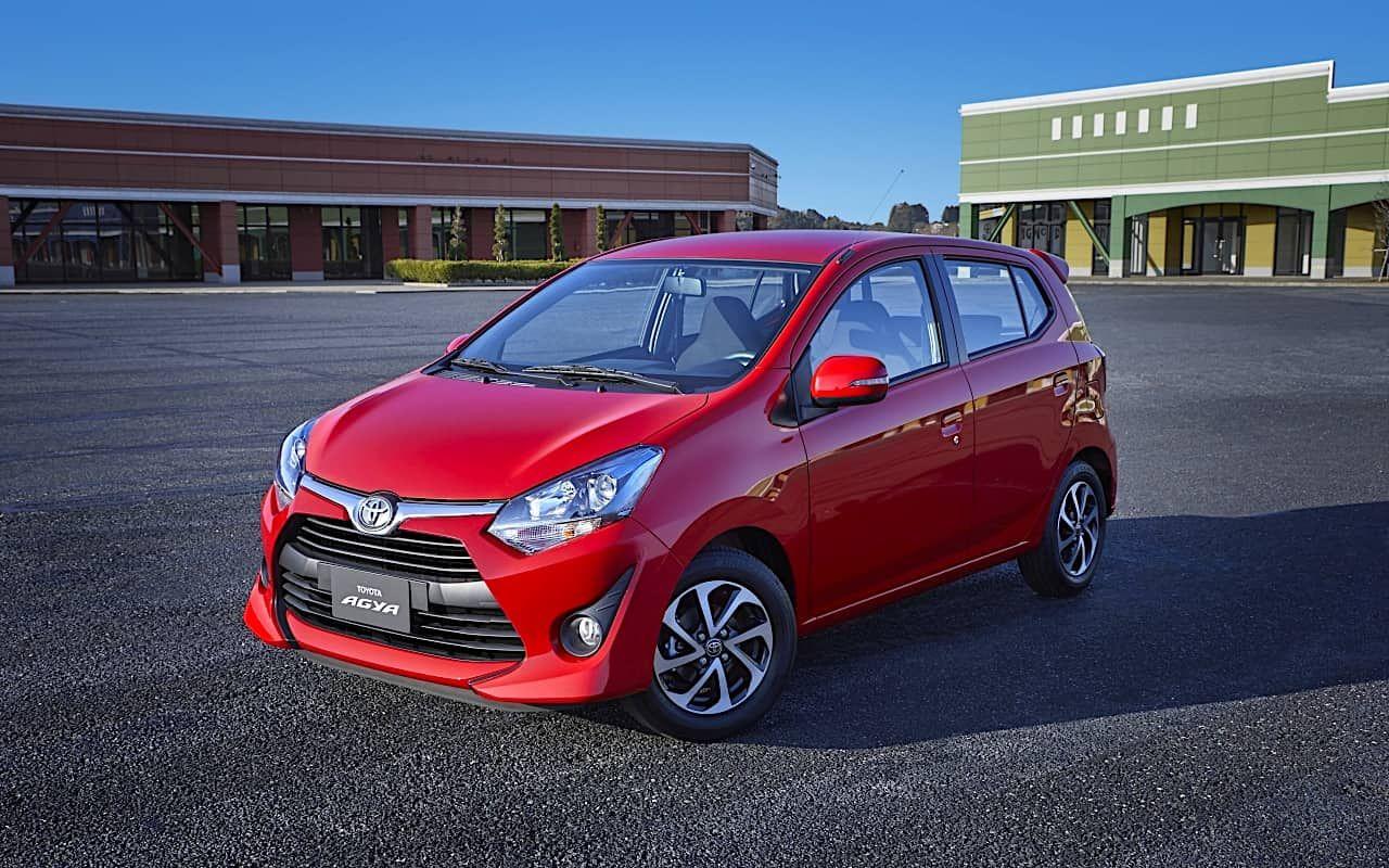 Toyota Agya 2020 En Peru Precios Versiones Y Equipamiento