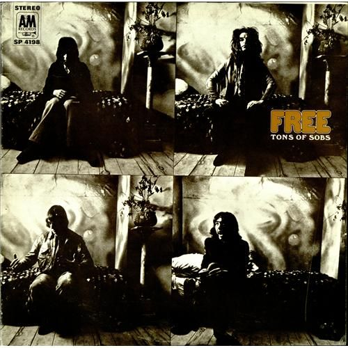 Tons Of Sobs 1969 A Amp M By Free Lp Covers 1968