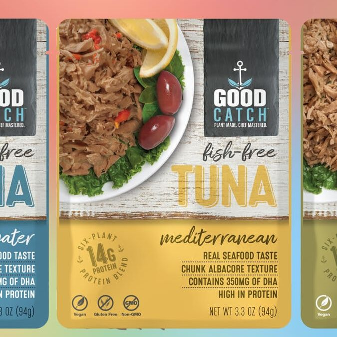 This Vegan Tuna Brand Is Set To Disrupt The Billion-Dollar