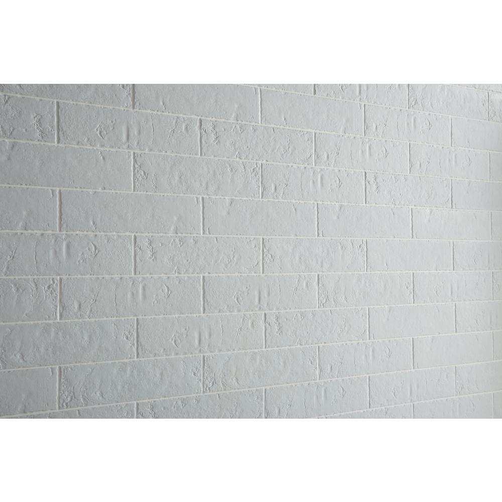Daltile urban fusion brickscape chalk 3 in x 12 in ceramic floor daltile urban fusion brickscape chalk 3 in x 12 in ceramic floor and wall tile 528 sq ft case dailygadgetfo Image collections