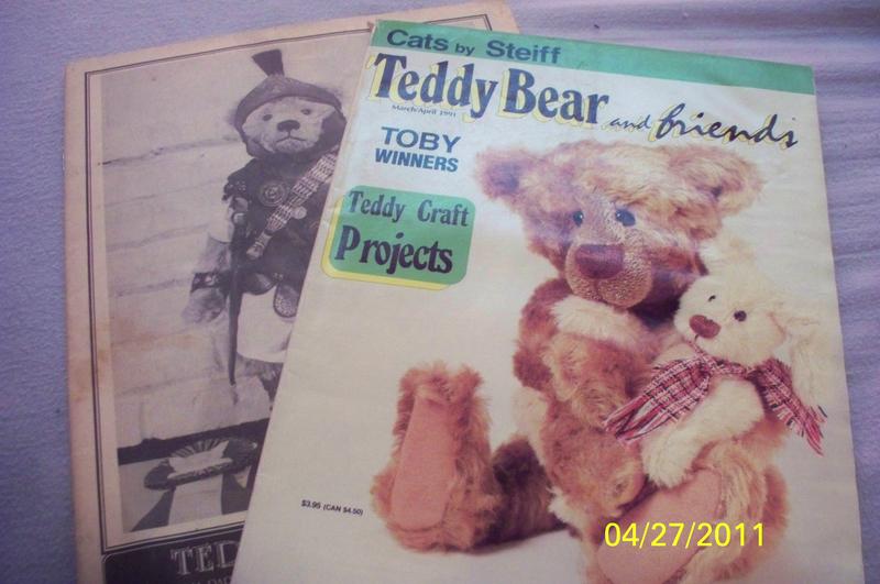 Teddy Bear Magazines