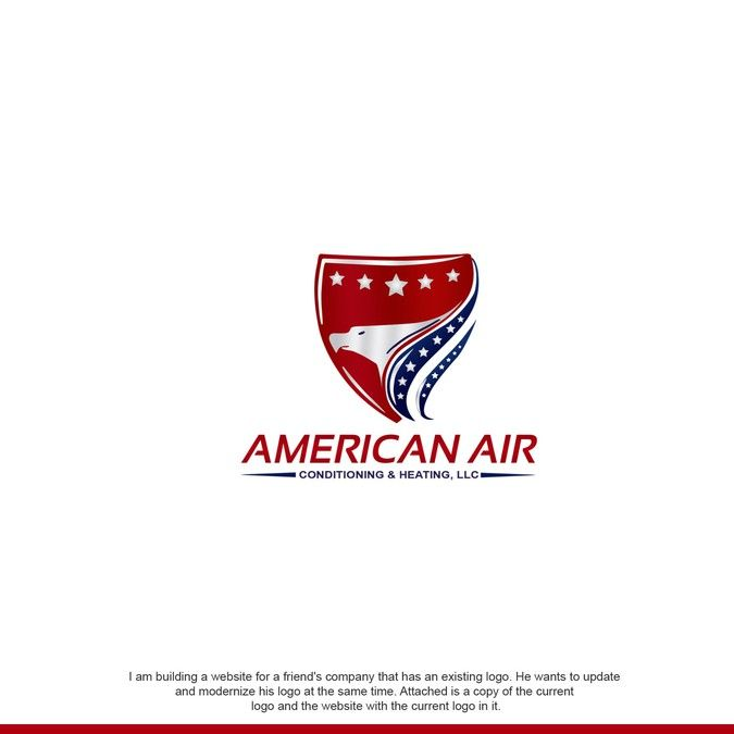 American Air By Graphicsd99 Logo Branding Identity American Air
