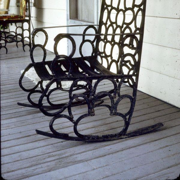 Good Horseshoe Rocking Chair...love It..want It!