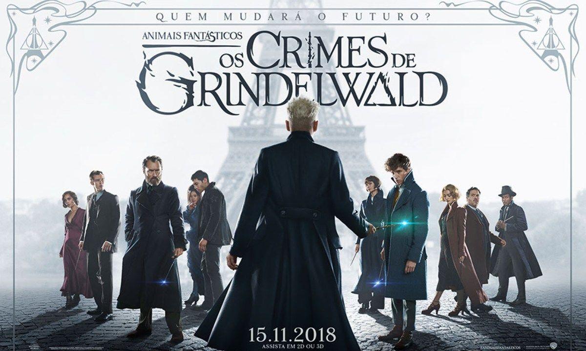 Filmes Animais Fantasticos Os Crimes De Grindewald Ou O Hobbit