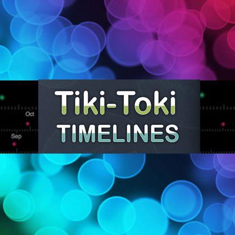 Tiki Toki Tiki Toki Educational Technology Tools Education
