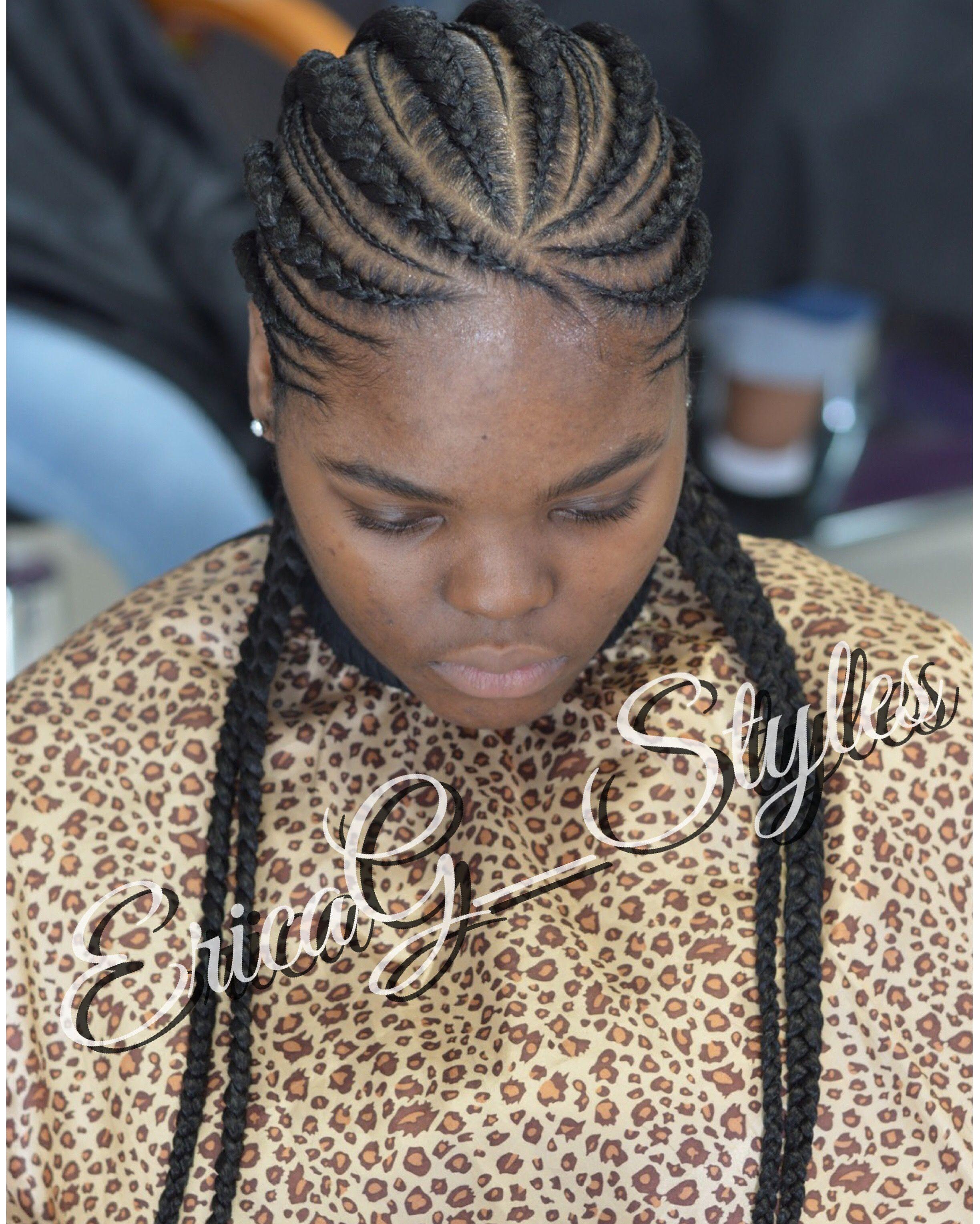 Latest Ghana Braids Hairstyles: 40+ Totally Gorgeous Ghana Braids Hairstyles