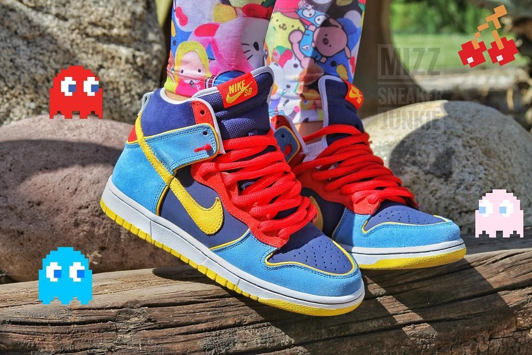 buy online 74b78 b372f Nike Dunk High Premium SB