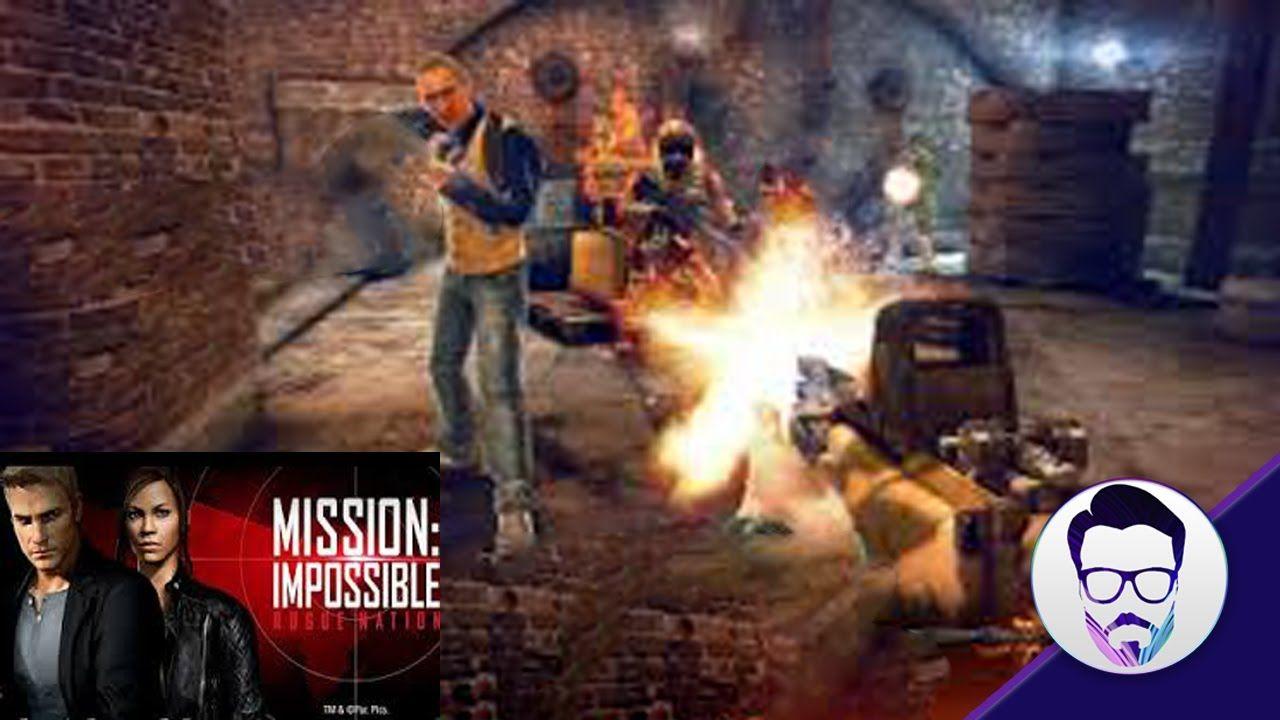 تحميل لعبة المهمة الستحيلةMission Impossible RogueNation اللاندرويد وللا...